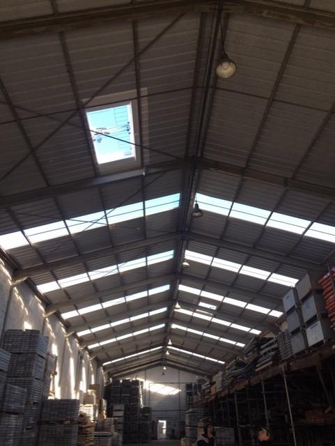 Bâtiment stockage Villeneuve-Loubet