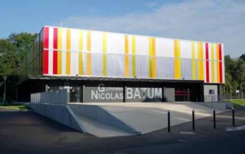 Gymnase Nicolas Batum