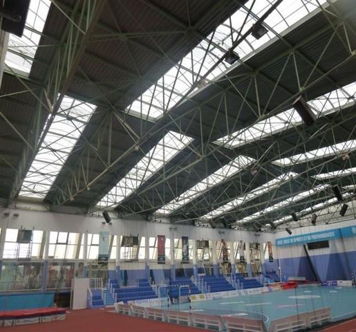 Halle des sport Charles Erhmann